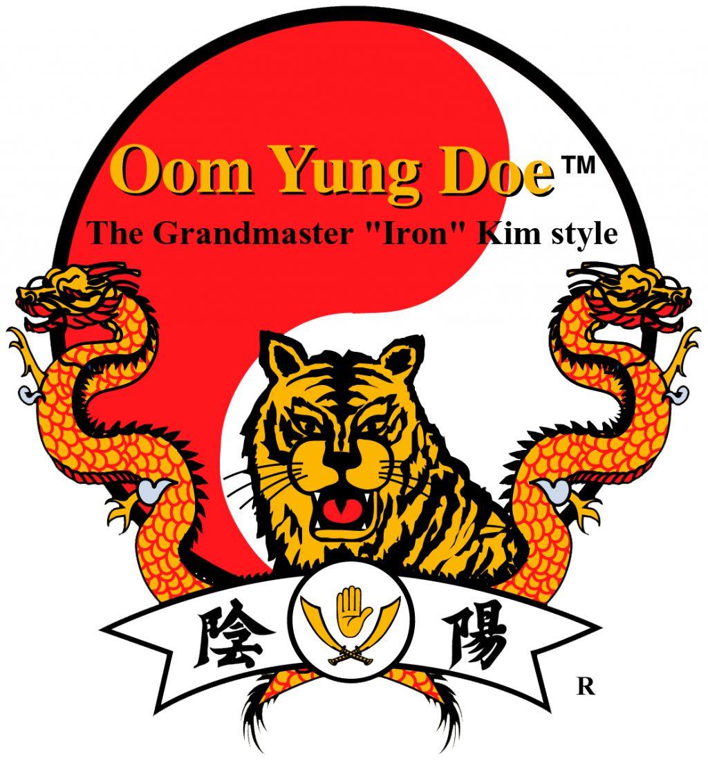 OYD Logo Ying Yang Tiger Dragon