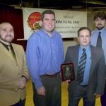 Boston Rescue Mission Distinguished Citizen Award