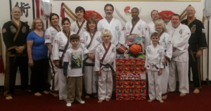 OYD TOYS FOR TOTS 2014 PICTURE